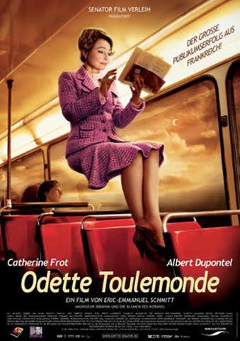 Odette Toulemonde (dvd)