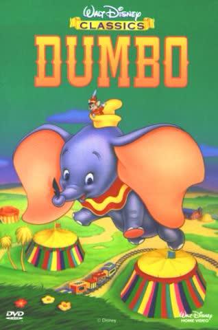 Dumbo [DVD] [1942]