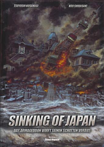 Sinking of Japan (Nihon chinbotsu)