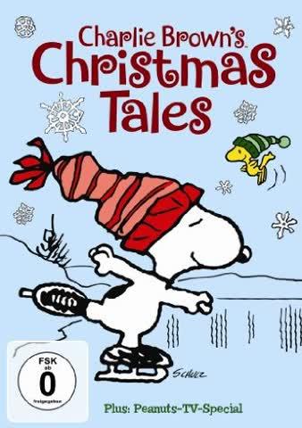 Die Peanuts: Charlie Browns Christmas Tales [EU Import mit deutscher Sprache]