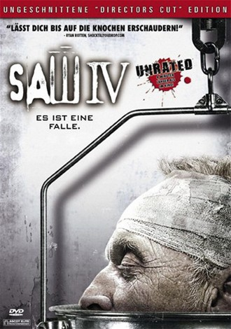 Saw 4 - Unrated