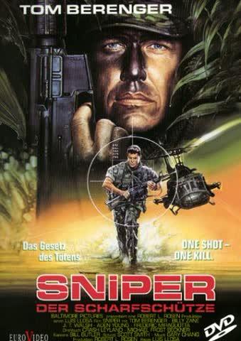 Sniper [DVD]
