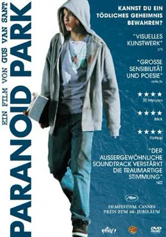 Parano¡d Park (dvd)