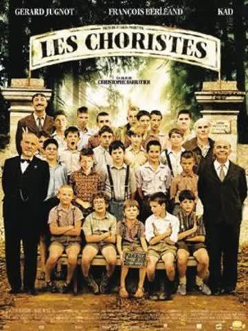 LES CHORISTES - UN FILM DE CHRISTOPHE BARRATIER - PAL 2 DVD