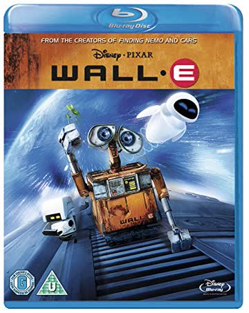 Wall E [Blu-ray]