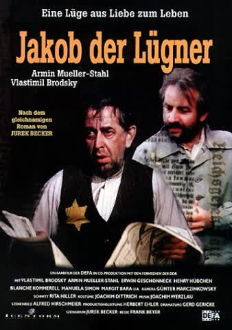 Jakob The Liar [DVD]