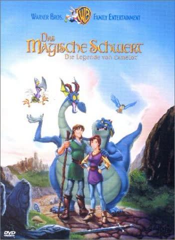 Das magische Schwert - Die Legende von Camelot [DVD] [1998]