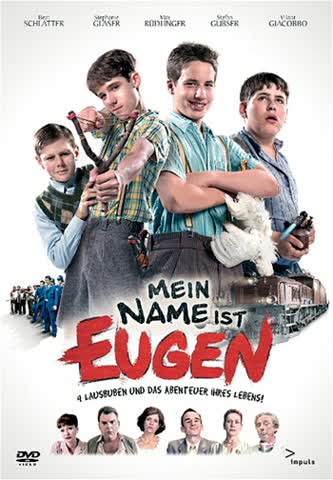 Mein Name ist Eugen DVD 2006 Schweizerdeutsch