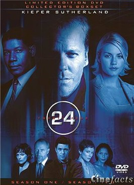 24 Twenty Four - Season One/Season Two Limited Edition DVD