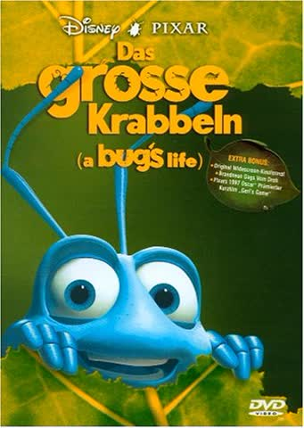 A Bug's Life [DVD] [Import]