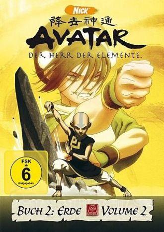 Avatar Buch 2 Vol. 2 (Erde)