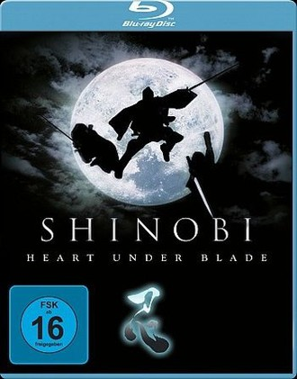 Shinobi - Heart Under Blade