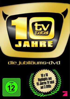 TV Total - 10 Jahre - Die Jubiläums-DVD