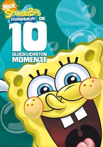 SpongeBob Schwammkopf - Die 10 glücklichsten Momente