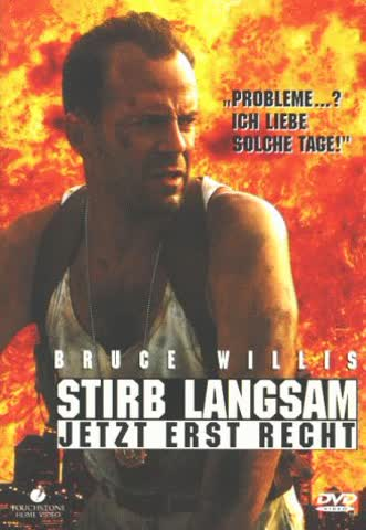 Die Hard: With a Vengeance [DVD] [1995]