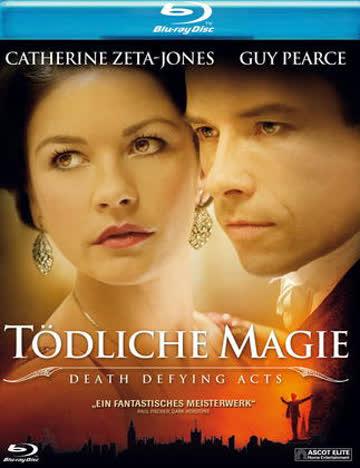 Tödliche Magie [Blu-ray]