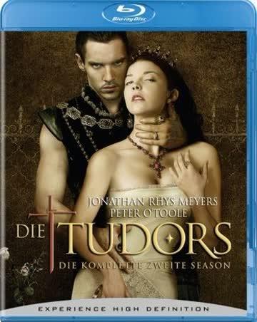 Die Tudors - Die komplette zweite Season [Blu-ray]