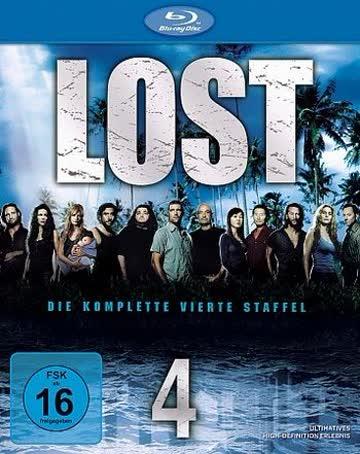Lost - Season 4 [Blu-ray]