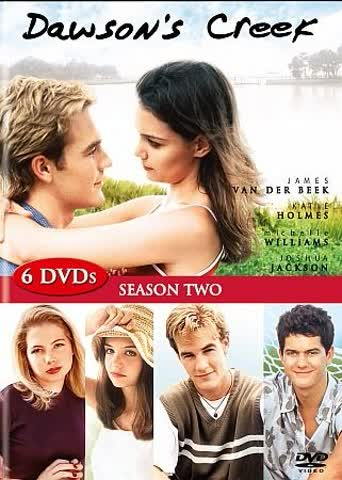 Dawson's Creek - Season Two [6 DVDs]