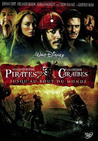 Pirates Des Caraibes - Jusqu'au Bout Du Monde