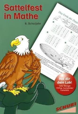 Sattelfest in Mathe, 6.Schuljahr: 6. Schuljahr