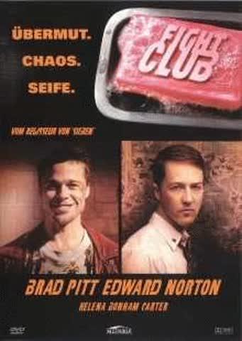 Fight Club - Übermut, Chaos, Seife