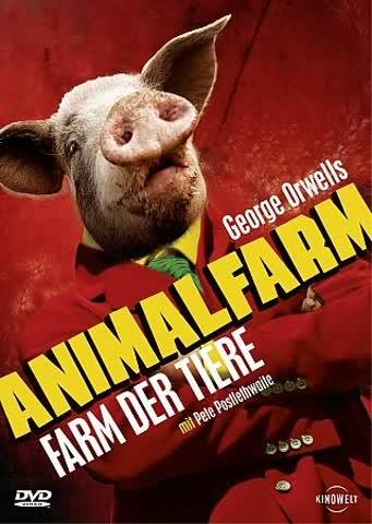 ANIMALFARM - MOVIE [DVD] [1999]