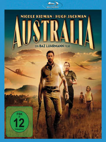 BLU-RAY AUSTRALIA