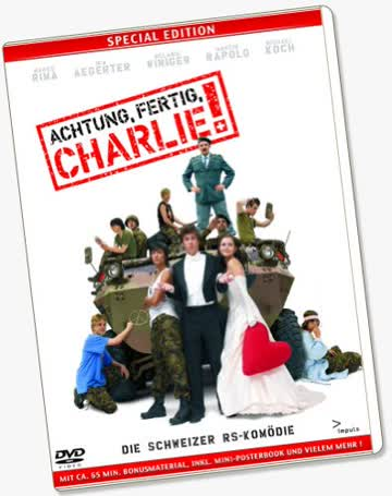 Achtung, Fertig, Charlie [Special Edition]
