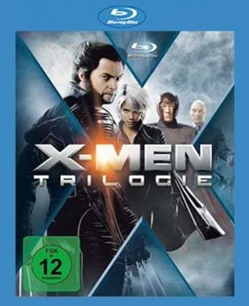 X-Men - Trilogie (6 Disc Edition) [Blu-ray]
