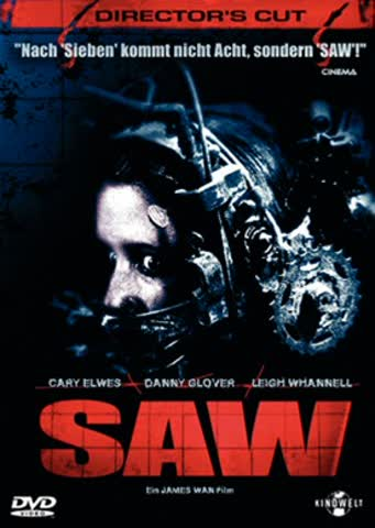 Saw/Director's Cut [Import allemand]