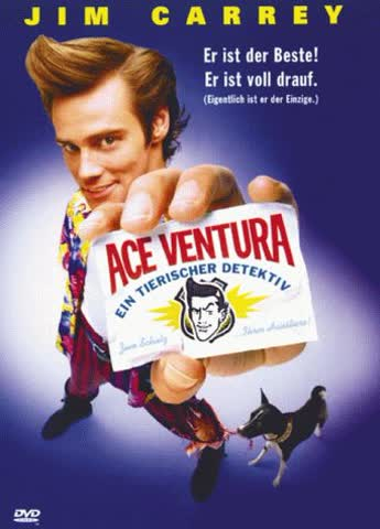 Ace Ventura: Pet Detective [DVD] [1994]