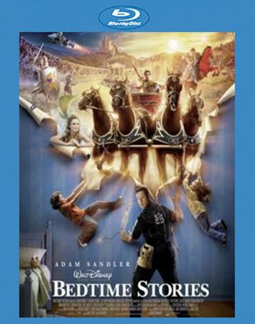 Bedtime Stories (+ DVD) [Blu-ray]