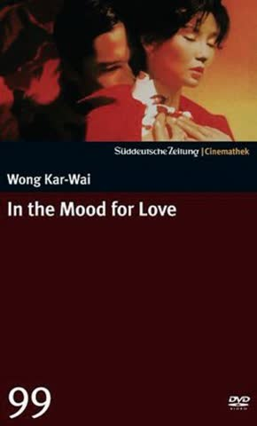 In the Mood for Love (SZ-Chinemathek 99)