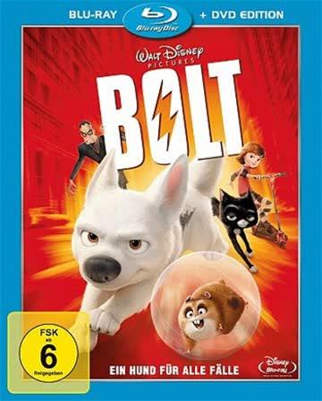 Bolt - Ein Hund für alle Fälle (+ DVD) [Blu-ray]