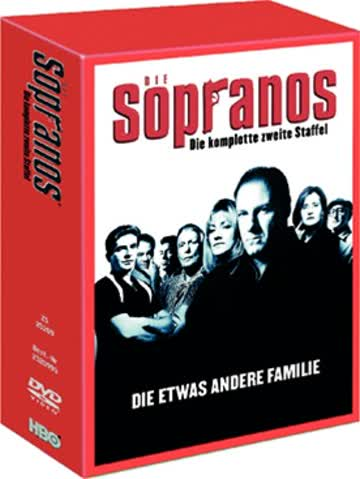 Die Sopranos - Staffel 2