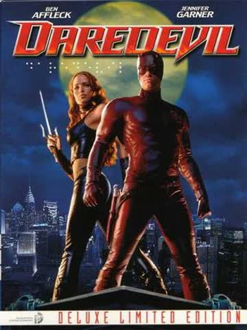 DAREDEVIL DELUXE LIMITED EDITION 3 DVD BOX