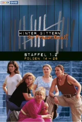 DVD HINTER GITTERN STAFFEL 12
