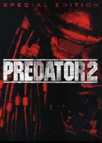 Predator 2 (Special Edition, 2 DVDs) (German Import)