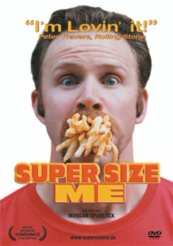 Super S¡ze Me (dvd)
