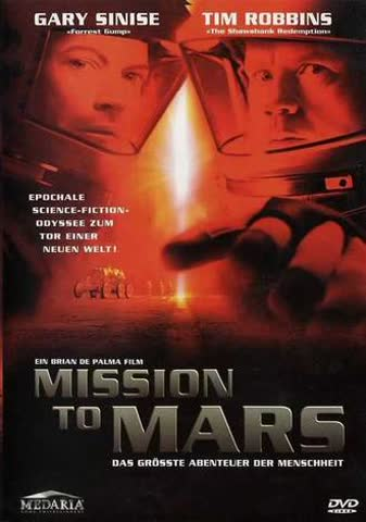 Mission To Mars (GERMAN)