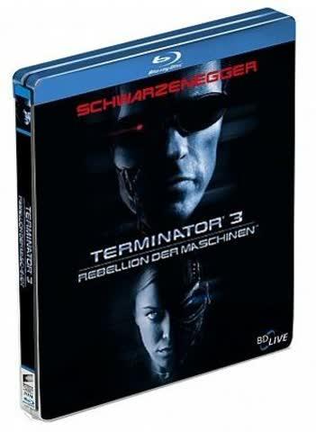 Terminator 3: Rebellion der Maschinen (Blu-ray)