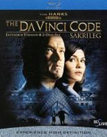 The Da Vinci Code - Sakrileg - Extended Version (Steelbook) [Blu-ray]