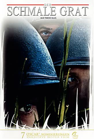 The Thin Red Line [DVD] [1999]