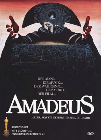 Amadeus (Widescreen)