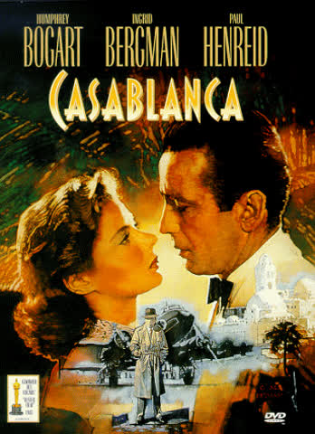 Casablanca [DVD] [Import]