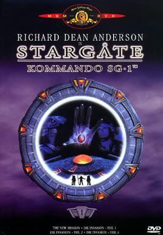 Stargate Kommando SG-1, DVD 01