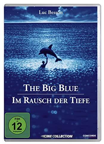 The Big Blue - Im Rausch der Tiefe [2 DVDs]