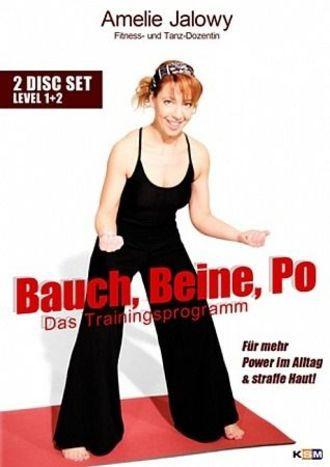 Bauch, Beine, Po - Workout 1+2