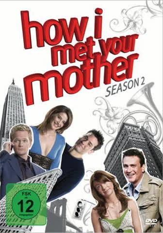 How I Met Your Mother - Season 2 [3 DVDs]